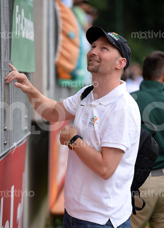 FUSSBALL  1. Bundesliga   2013/2014   Testspiel in Zell am Ziller SV Werder Bremen - 1860 Muenchen      10.07.2013 Dieter Eils (SV Werder Bremen)