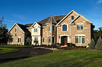 A luxury private residence in Kildeer, IL, designed by Mastro Design & Builders.