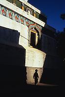Kumbum monastery, Qinghai, China, 2007