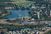 Ishpeming, Lake Bancroft, Upper Peninsula of Michigan.