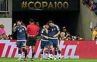 USMNT vs Argentina, Copa America Semifinal, June 21, 2016