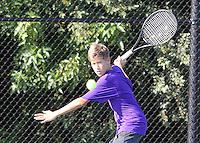 Boys Tennis vs. Marion 8-27-14