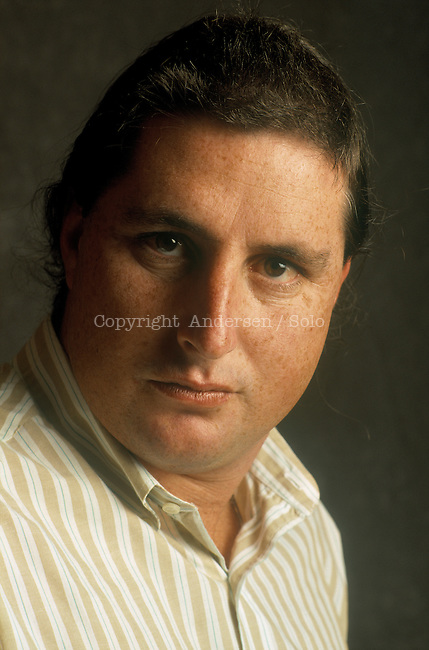 Australian writer Tim Winton.