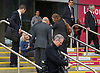 Labour Party Conference <br /> at Manchester Central, Manchester, Great Britain <br /> 23rd September 2014 <br /> <br /> Keith Vaz helps a lady who up down the stairs outside the Labour Conference venue in Manchester <br /> <br /> <br /> <br /> Photograph by Elliott Franks <br /> Image licensed to Elliott Franks Photography Services