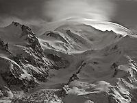 Mont Blanc lenticular