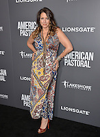 BEVERLY HILLS, CA. October 13, 2016: Joely Fisher at the Los Angeles premiere of &quot;American Pastoral&quot; at The Academy's Samuel Goldwyn Theatre.<br /> Picture: Paul Smith/Featureflash/SilverHub 0208 004 5359/ 07711 972644 Editors@silverhubmedia.com
