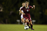 27 September 2012: Florida State's Isabella Schmid (GER). The University of North Carolina Tar Heels played the Florida State University Seminoles at Fetzer Field in Chapel Hill, North Carolina in a 2012 NCAA Division I Women's Soccer game. Florida State won the game 1-0.
