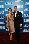 Ballet Dancer Misty Copeland and Goldman Sachs Senior Partner Valentino D. Carlotti Attend Alvin Ailey American Dance Theater Opening Night Gala Benefit Held at New York City Center, NY