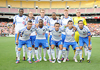 Montreal Impact Starting Elven. D.C. United defeated Montreal Impact 3-0 at RFK Stadium, Saturday June 30, 2012.