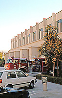 Charles Moore: Fire Station, Beverly Hills.  Photo '91.