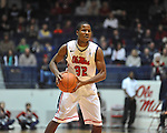 "Ole Miss' Jarvis Summers (32) vs. East Tennessee State at the C.M. ""Tad"" Smith Coliseum in Oxford, Miss. on Saturday, December 14, 2012. Mississippi won 77-55 to improve to 7-1. (AP Photo/Oxford Eagle, Bruce Newman).."