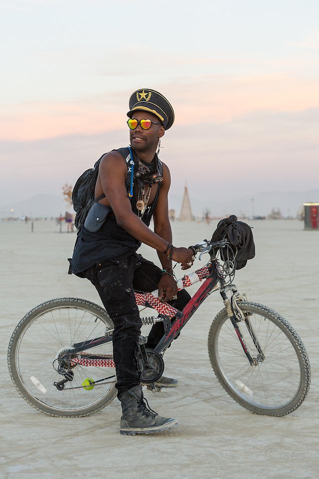 Burning Man 2015 093 Sacred Shrine Monkey Circus