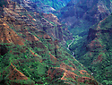 Waimea Canyon, Kauai, Hawaii..#1204-3735B
