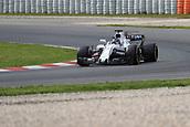 2017 Formula 1 Winter Testing Circuit de Barcelona Catalunya Test 2 Day 2 Mar 8th