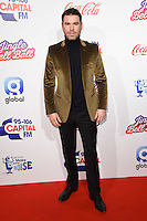 LONDON, UK. December 3, 2016: Matt Berry at the Jingle Bell Ball 2016 at the O2 Arena, Greenwich, London.<br /> Picture: Steve Vas/Featureflash/SilverHub 0208 004 5359/ 07711 972644 Editors@silverhubmedia.com