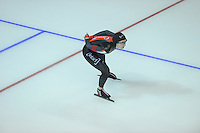 SPEEDSKATING: CALGARY: 13-11-2015, Olympic Oval, ISU World Cup, 3000m, Ivanie Blondin (CAN), ©foto Martin de Jong