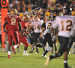 vs. Pontotoc in Oxford, Miss. on Friday, September 23, 2011. Lafayette won 48-7 for the school's 22nd consecutive win.
