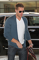 NEW YORK, NY - FEBRUARY 22:  'This is Us' star Justin Hartley seen  in New York, New York on February 22, 2017.  Photo Credit: Rainmaker Photo/MediaPunch
