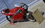 Massimo Cecconi's Moto Parilla 125cc Grand Prix 1989