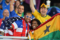 USMNT vs Ghana, Monday, June 16, 2014