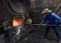 La Ruta del Mezcal, Saldana Mezcal distilery, San Luis Potosi/Zacatecas, Mexico.