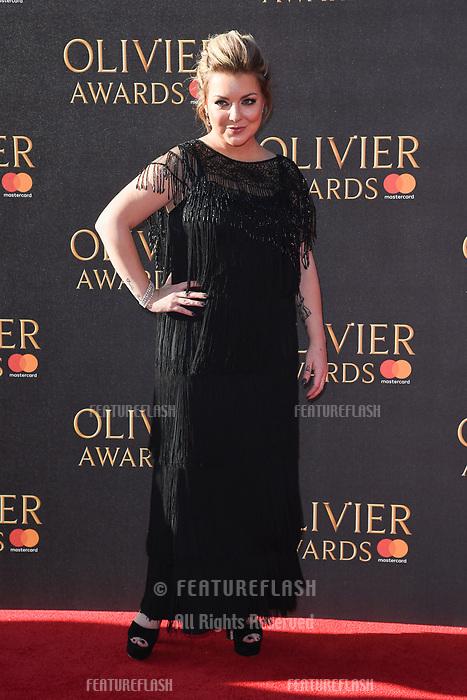 Sheridan Smith at The Olivier Awards 2017 at the Royal Albert Hall, London, UK. <br /> 09 April  2017<br /> Picture: Steve Vas/Featureflash/SilverHub 0208 004 5359 sales@silverhubmedia.com