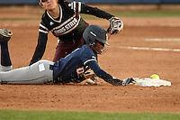 SAN ANTONIO, TX - FEBRUARY 25, 2017: The University of Texas at San Antonio Roadrunners fall to the Texas State University Bobcats 8-1 at UTSA Roadrunner Field. (Photo by Jeff Huehn)