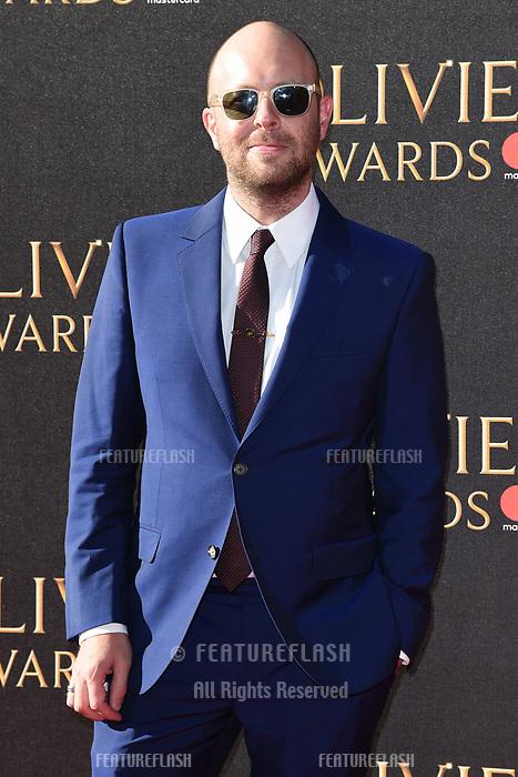 John Tiffany at The Olivier Awards 2017 at the Royal Albert Hall, London, UK. <br /> 09 April  2017<br /> Picture: Steve Vas/Featureflash/SilverHub 0208 004 5359 sales@silverhubmedia.com