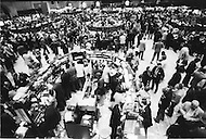 Wall Street reacts to Nixon resignation. Press coverage of President Nixon resigning the presidency on August 9, 1973. A break in at the Democratic National Committee headquarters at the Watergate complex on June 17, 1972 results in one of the biggest political scandals the US government has ever seen.  Effects of the scandal ultimately led to the resignation of  President Richard Nixon, on August 9, 1974, the first and only resignation of any U.S. President.
