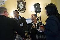 20170123 Sheyann Webb-Christburg MLK Reception