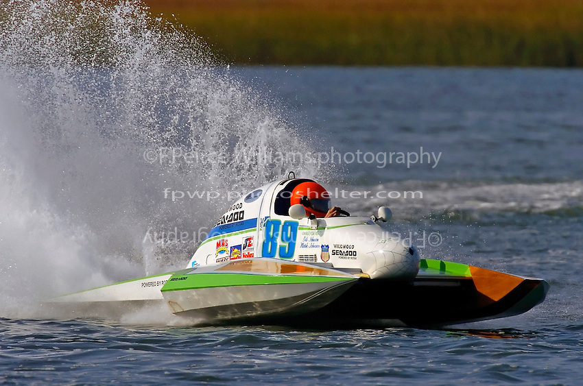 Mark Johnson, Y-89  (1.5 Litre MOD hydroplane(s)