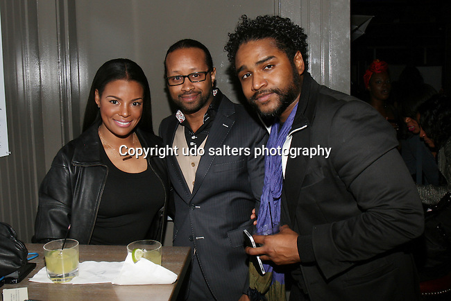 Guest, NV Magazine CEO Kyle Donovan and The Vix Group's Jay Vix Attend DJ Jon Quick's 5th Annual Beauty and the Beat: Heroines of Excellence Awards Honoring AMBRE ANDERSON, DR. MEENA SINGH,<br /> JESENIA COLLAZO, SHANELLE GABRIEL, <br /> KRYSTAL GARNER, RICHELLE CAREY,<br /> DANA WHITFIELD, SHAWN OUTLER,<br /> TAMEKIA FLOWERS Held at Suite 36, NY