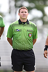 30 August 2015: Fourth Official Justin Finger. The Elon University Phoenix played the Saint Mary's College Gaels at Koskinen Stadium in Durham, NC in a 2015 NCAA Division I Men's Soccer match. Elon won the game 1-0.