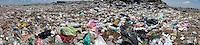 Bordo de Xochiaca, Mexico City's largest garbage dump.