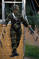 Italian army, women VFB (volunteer in short service) at 235 Battalion Piceno during the training - Esercito italiano, donne VFB (volontario a ferma breve) al 235 Battaglione Piceno durante l'addestramento..