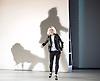 King Lear <br /> by William Shakespeare<br /> directed by Deborah Warner <br /> at the Old Vic Theatre, London, Great Britain <br /> 2nd November 2016 <br /> <br /> <br /> Jane Horrocks as Regan <br /> <br /> <br /> <br /> Photograph by Elliott Franks <br /> Image licensed to Elliott Franks Photography Services