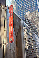 American Folk Art Museum, New York City, New York, architect, Tod Williams Billie Tsien & Associates, East 53 Street