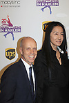 Scott Hamilton, Vera Wang - Figure Skating in Harlem celebrates 20 years - Champions in Life benefit Gala on May 2, 2017 in New York Ciry, New York.   (Photo by Sue Coflin/Max Photos)