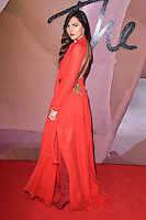 Doina Ciobanu at the Fashion Awards 2016 at the Royal Albert Hall, London. December 5, 2016<br /> Picture: Steve Vas/Featureflash/SilverHub 0208 004 5359/ 07711 972644 Editors@silverhubmedia.com