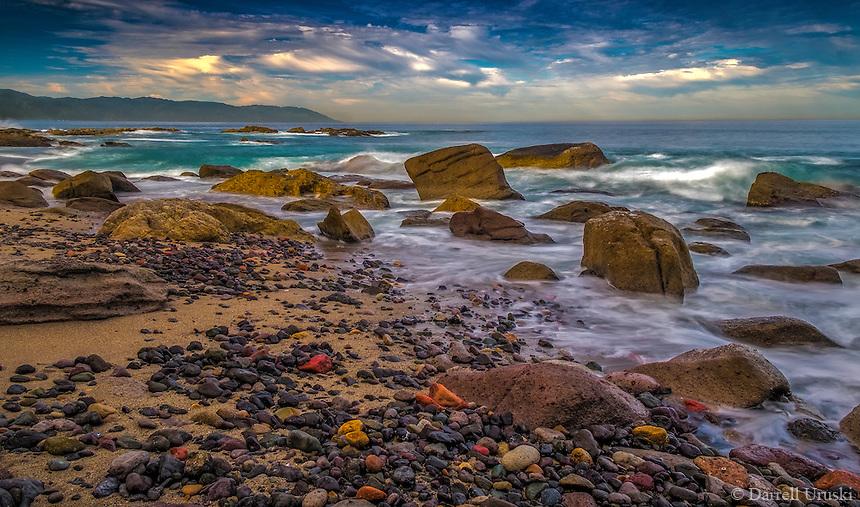 Pacfic South Ocean Beach