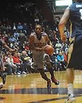 "Ole Miss guard Zach Graham (32) at the C.M. ""Tad"" Smith Coliseum in Oxford, Miss. on Saturday, December 18, 2010. Ole Miss won 71-50."