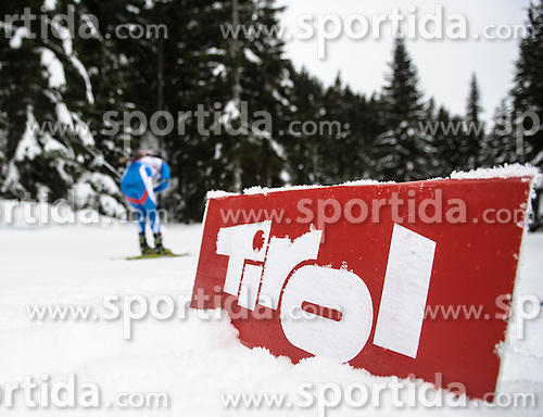 01.02.2013, Biathlonzentrum, Obertilliach AUT, IBU, Jugend und Junioren Weltmeisterschaften, Staffel Junioren Maenner, im Bild Feature Tirol Biathlon // during the Relay Juniors Men of IBU Youth  and Juniors World Championships at Biathloncenter, Obertilliach, Austria on 2013/02/01. EXPA Pictures © 2013, PhotoCredit: EXPA/ Michael Gruber