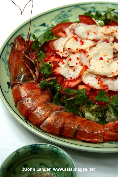 Prawn salad vietnamese cuisine asia images for Asian cuisine lander