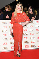 Emerald Fennell at the National TV Awards 2017 held at the O2 Arena, Greenwich, London. <br /> 25th January  2017<br /> Picture: Steve Vas/Featureflash/SilverHub 0208 004 5359 sales@silverhubmedia.com