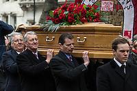 27.03.2014 - Tony Benn's Funeral