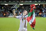 Fussball U 21 EURO 2011, Finale: Schweiz - Spanien