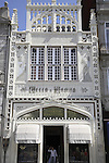 Facade of Lello Bookshop; Porto - Oporto; Portugal
