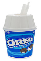 McDonalds Oreo McFlurry - 2011