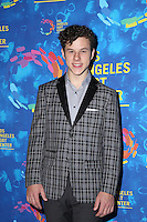 WEST HOLLYWOOD, CA - SEPTEMBER 24: Nolan Gould attends the Los Angeles LGBT Center's 47th Anniversary Gala Vanguard Awards at Pacific Design Center on September 24, 2016 in West Hollywood, California. (Credit: Parisa Afsahi/MediaPunch).