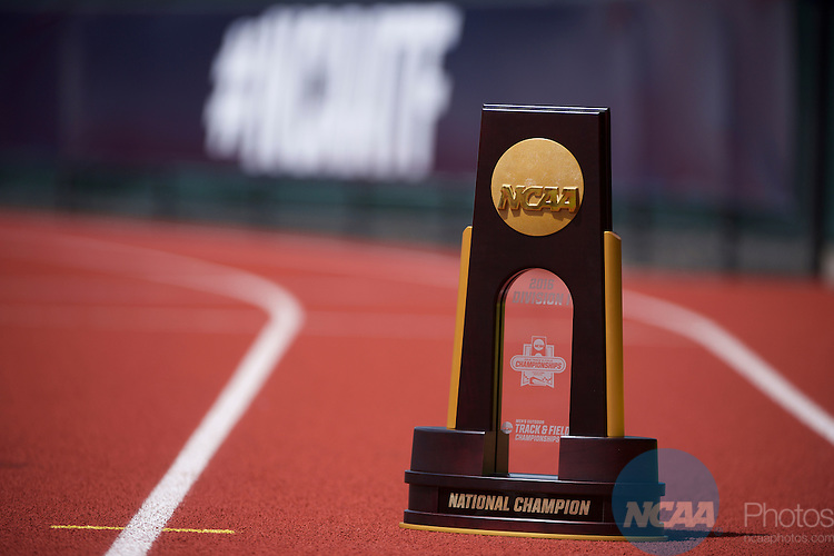 10 JUNE 2016:  The Division I Men's and Women's Outdoor Track & Field Championship is held at the Hayward Field in Eugene, OR.  Jamie Schwaberow/NCAA Photos